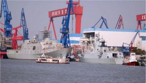 勇顺电气新年喜讯:沪东中华造船厂中标啦!