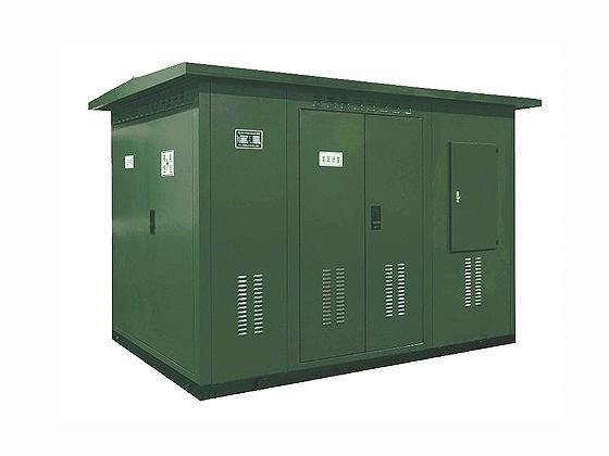 YBM4-120.4高低压预装箱式变电站(10KV以下)