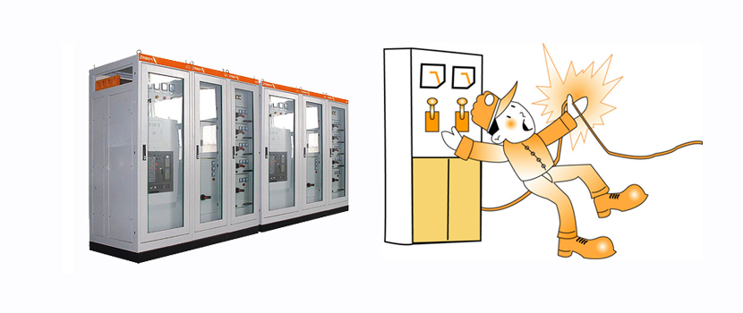 低压配电柜在运行了一段时间后,经常会出现一些故障,而导致出现断电或运行不稳的现象。那么,常见的故障有哪些呢?该怎么处理呢?关于这个问题,小编特意请教了勇顺电气经常外出检修配电设备的技术员,下面我们就来做个简要分析...  一、常见的故障例举: 1、出线柜的电流不稳定,机器停止工作,照明也忽暗忽明; 2、低压配电柜未运行未启动,指示灯却微亮; 3、开关柜内部发生短路、跳闸; 4、母线损坏。  二、故障原因的分析及其处理方法 1、电容补偿问题,电容工作时间过长,容量不够; 方法:可测量记录一下24小时内的电压