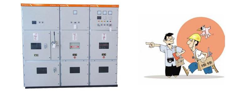 检查电容柜内的电容器外壳是否良好,有无渗漏,膨胀情况,指示灯是否