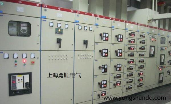 低压配电房断路器接线图