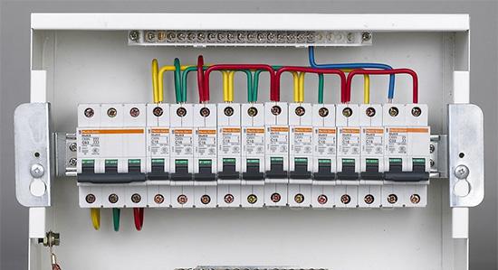 家用配电箱_家用配电箱接线图